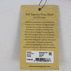 Patricia Nash Bags - Patricia Nash Tapesty Stitch Salerno Crossbody Bag
